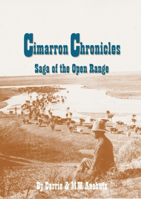 Cimarron Chronicles, a book about KS/OK pioneers.