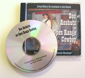 Doc Anshutz CD