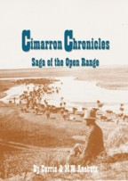 Cimarron Chronicles, a book.