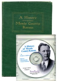A History of Meade County KS, a book